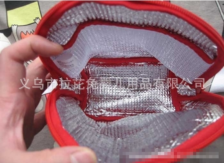 กระเป๋าใส่ของ ANPANMAN สีแดง  (10 อัน/pack)