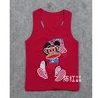 เสื้อกล้าม-Paul-Frank-สีแดง-(6-ตัว/pack)