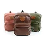กระเป๋าเป้หนังหมีน้อย-คละสี-(5-ใบ/pack)