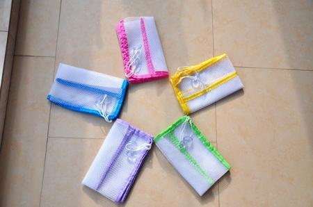 ที่ใส่ของเล่น toy bag คละสี (5 อัน/pack)