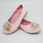 รองเท้า-Hello-Kitty-สีชมพู-(5-คู่/แพ็ค)