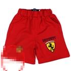 กางเกงขาสั้น-Ferrari-สีแดง-(5-ตัว/pack)