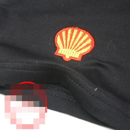 กางเกงขาสั้น Ferrari สีดำ (5 ตัว/pack)