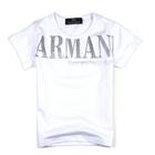 เสื้อยืดแขนสั้น-ARMANI-สีขาว-(5-ตัว/pack)