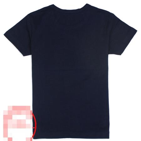 เสื้อยืดแขนสั้น ARMANI สีกรม (5 ตัว/pack)