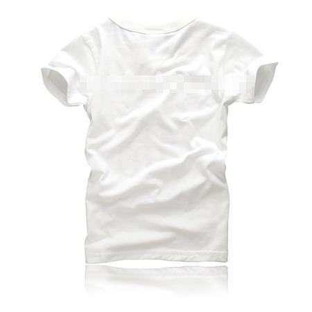 เสื้อยืดแขนสั้นลายโดเรม่อน สีขาว (5 ตัว/pack)