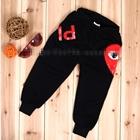 กางเกงขายาว-Play-สีดำ-(5-ตัว/pack)