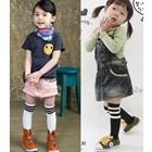 ถุงเท้าเด็กสไตล์สปอร์ต-คละสี-(20-คู่-/pack)