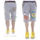 กางเกงขาสามส่วน-The-Lion-สีเทา-(5size/pack)