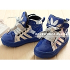 รองเท้าผ้าใบ-Adidas-สีน้ำเงิน-(5-คู่/แพ็ค)