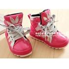 รองเท้าผ้าใบ-Adidas-สีชมพู-(5-คู่/แพ็ค)