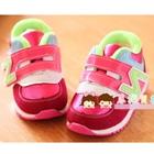 รองเท้าผ้าใบ-N-สีชมพู-(5-คู่/แพ็ค)