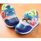 รองเท้าผ้าใบ-N-สีน้ำเงิน-(5-คู่/แพ็ค)