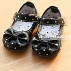 รองเท้าเด็ก-The-Star-สีดำ-(5-คู่/แพ็ค)