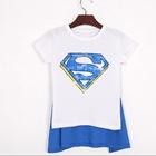 เสื้อแขนสั้น-Superman-สีน้ำเงิน-(6-ตัว/pack)
