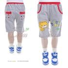 กางเกงขาสามส่วน-Clever-Lion-สีเทา-(5size/pack)