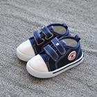 รองเท้าผ้าใบเด็ก-Star-Kids-สีน้ำเงิน-(8-คู่/แพ็ค)