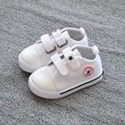รองเท้าผ้าใบเด็ก-Star-Kids-สีขาว-(8-คู่/แพ็ค)