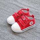 รองเท้าผ้าใบเด็ก-Star-Kids-สีแดง-(8-คู่/แพ็ค)