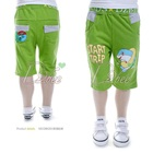กางเกงขาสามส่วน-Start-Trip-สีเขียว-(5size/pack)