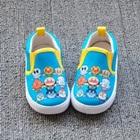 รองเท้าเด็ก-อันปังแมน--สีฟ้า-(8-คู่/แพ็ค)
