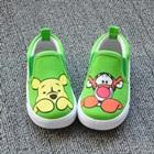 รองเท้าเด็ก-หมีพูห์และทิกเกอร์(8-คู่/แพ็ค)