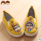 รองเท้าเด็กผึ้งน้อย-สีเหลือง-(5-คู่/แพ็ค)