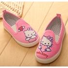 รองเท้าเด็ก-Hello-Kitty-สีชมพู-(5-คู่/แพ็ค)