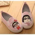 รองเท้าเด็ก-Variety-Cai-Cai-สีชมพู-(5-คู่/แพ็ค)