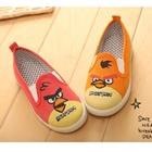 รองเท้าเด็ก-Angry-Bird-สีแดงส้ม-(5-คู่/แพ็ค)