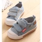 รองเท้าเด็ก-Fashion-สีฟ้า-(5-คู่/แพ็ค)