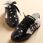 รองเท้าผ้าใบเด็ก-Chanel-สีดำ-(5-คู่/แพ็ค)