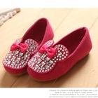 รองเท้าเด็ก-Minnie-สีบานเย็น-(26-30)(5-คู่/แพ็ค)
