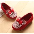 รองเท้าเด็ก-Minnie-สีแดง-(26-30)(5-คู่/แพ็ค)