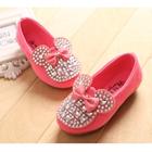 รองเท้าเด็ก-Minnie-สีชมพู-(31-36)(6-คู่/แพ็ค)