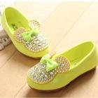 รองเท้าเด็ก-Minnie-สีเหลือง-(31-36)(6-คู่/แพ็ค)