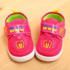 รองเท้าผ้าใบเด็ก-B-แอนด์-G-สีชมพู-(6-คู่/แพ็ค)