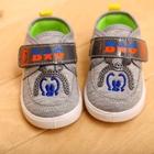 รองเท้าผ้าใบเด็ก-B-แอนด์-G-สีเทา-(6-คู่/แพ็ค)