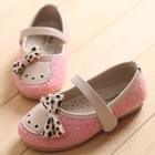 รองเท้าเด็กหญิง-Kitty-สีชมพู-(5-คู่/แพ็ค)