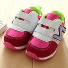 รองเท้าผ้าใบเด็ก-NB-สีชมพู-(5-คู่/แพ็ค)
