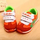 รองเท้าผ้าใบเด็ก-Duol-สีส้ม-(5-คู่/แพ็ค)