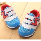 รองเท้าผ้าใบเด็ก-NB-สีฟ้า-(5-คู่/แพ็ค)