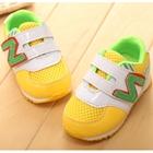 รองเท้าผ้าใบเด็ก-NB-สีเหลือง-(5-คู่/แพ็ค)