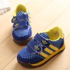 รองเท้าผ้าใบเด็ก-Adidas-สีน้ำเงิน-(5-คู่/แพ็ค)