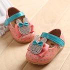 รองเท้าเด็ก-The-rabbit-สีชมพู-(5-คู่/แพ็ค)