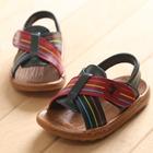 รองเท้าแตะเด็ก-ม้ากั๊บๆ-สีเขียว-(5-คู่/แพ็ค)
