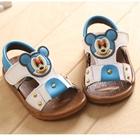 รองเท้าแตะเด็ก-Micky-สีขาว-(5-คู่/แพ็ค)