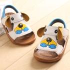 รองเท้าแตะเด็ก-เจ้าตูบน้อย-สีขาว-(5-คู่/แพ็ค)