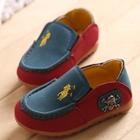 รองเท้าเด็ก-POLO-สีแดง-(5-คู่/แพ็ค)