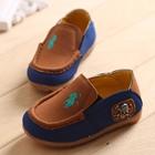รองเท้าเด็ก-POLO-สีน้ำเงิน-(5-คู่/แพ็ค)